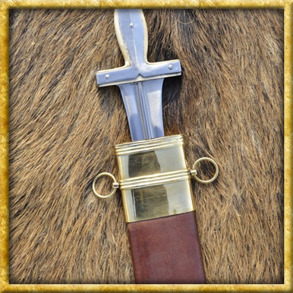 Hopliten Schwert - Campovalano