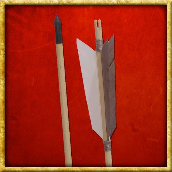 Fertigpfeil Agincourt - 6er Set