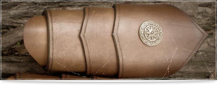 Waffenmeister | Armschützer & Stulpen aus Leder