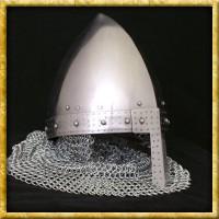 Wikinger Helm mit Kettenbrünne