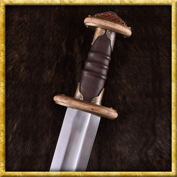 Frühangelsächsisches Schwert Sutton Hoo