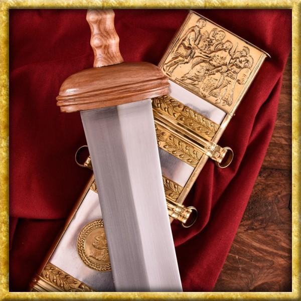 Römisches Tiberius Schwert mit Scheide