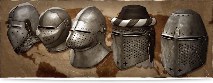 Mittelalter Helme | Waffenmeister