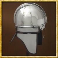 Spätrömischer Kavallerie Helm Burgh Castle