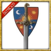 Game of Thrones - Eidwahrer Schwert Damast Edition
