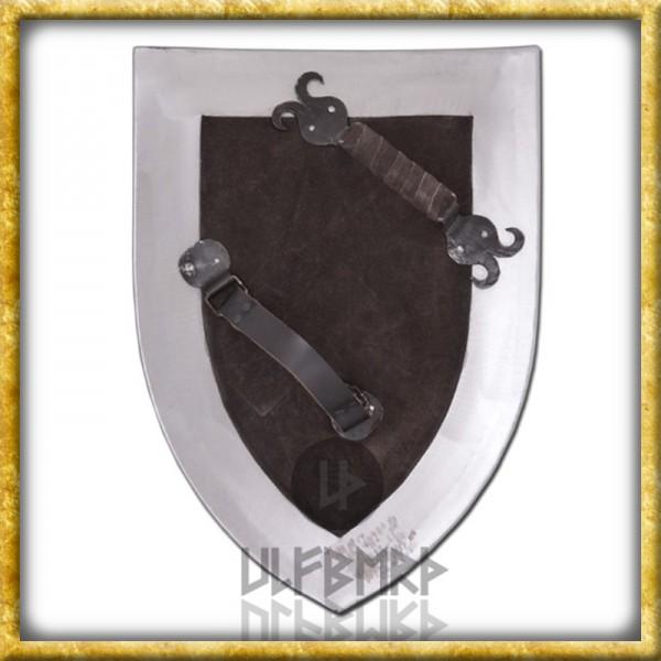 Wappenschild aus Stahl