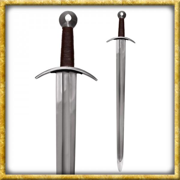 Mittelalterliches Kreuzritterschwert