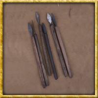 Bolzen für Miniarmbrust - 6 Stück