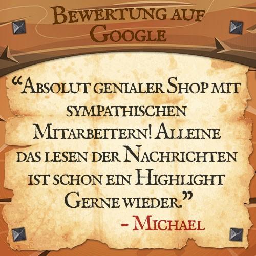 Google Bewertung Michael Drachenhort