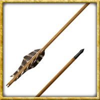 Traditioneller Holzpfeil Skadi - 29 Zoll
