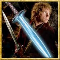 Der Hobbit - Bilbo Beutlins Stich mit Leuchtfunktion