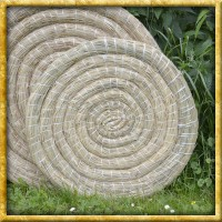 Traditionelle Strohscheibe - 65cm oder 80cm
