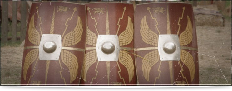 Schilde der Antike | Waffenmeister
