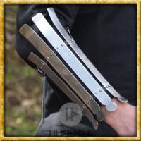 Wikinger Armschutz - Platte