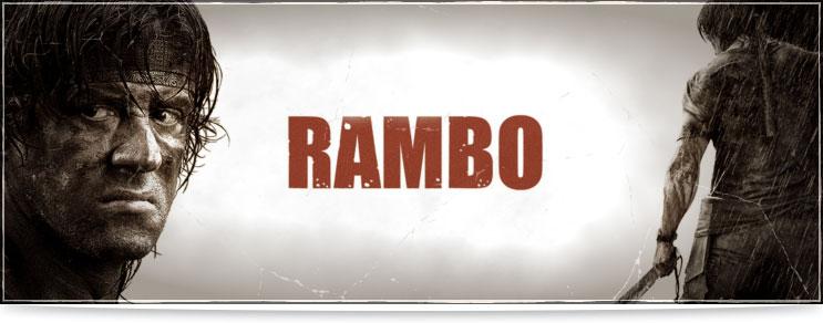 Waffenmeister | Waffen & Rüstungen aus Rambo