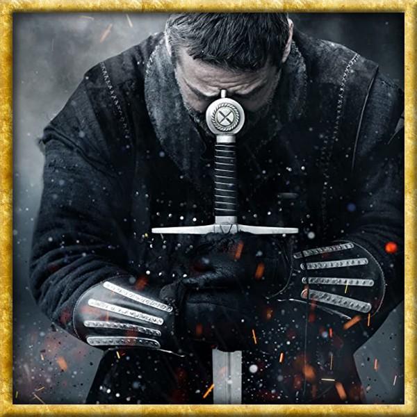 Schwert von Robert Bruce mit Scheide und Gürtel