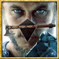 Vikings - Axt von Ragnar Lothbrok Definitive Edition