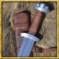 Frühes Wikingerschwert Godfred für Schaukampf