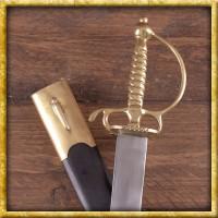 Europäisches Kurzschwert mit Scheide