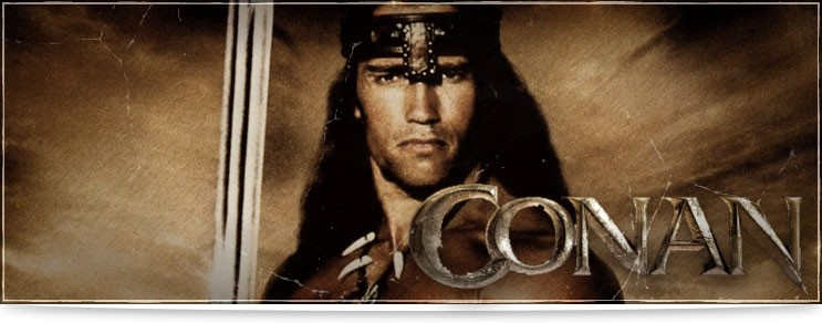 Waffen & Rüstungen aus Conan der Barbar | Waffenmeister