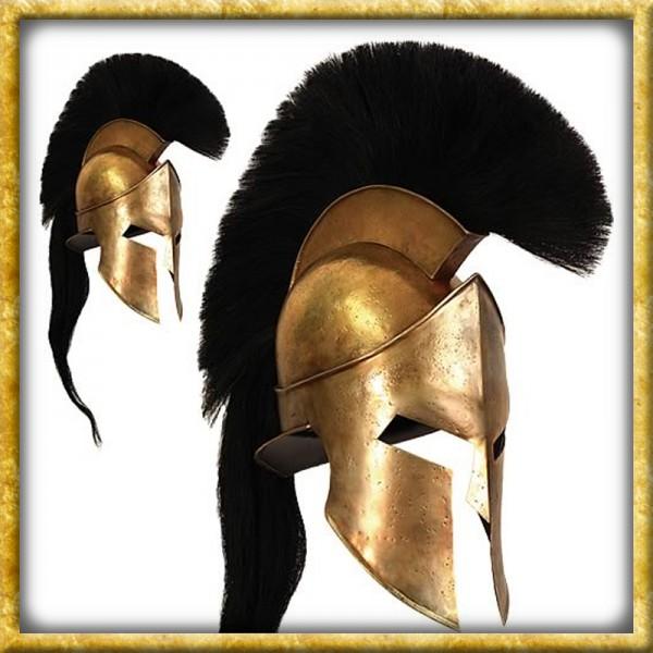 300 - König Leonidas Helm