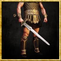 Conan der Barbar - Beinschiene und Stiefel Rüstung