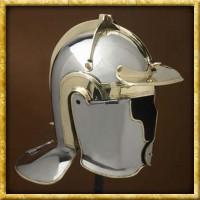 Römischer Helm Auxiliar Infanterie E Heddernheim