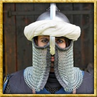 Persischer Helm - Poliert