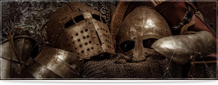 Zubehör für Mittelalter Rüstungen | Waffenmeister