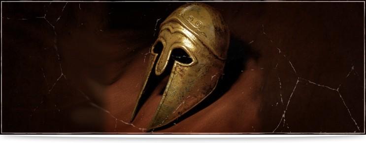 Griechische Helme | Waffenmeister